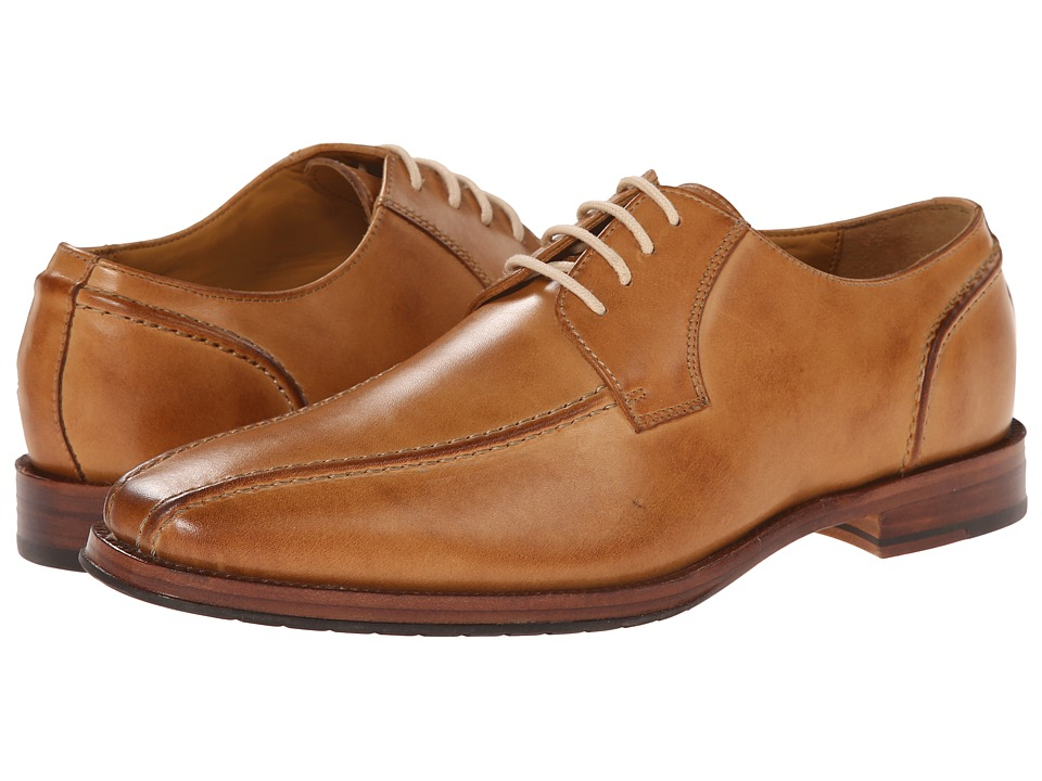 Ron White - George (Camel Burnished Calf) Men's Shoes