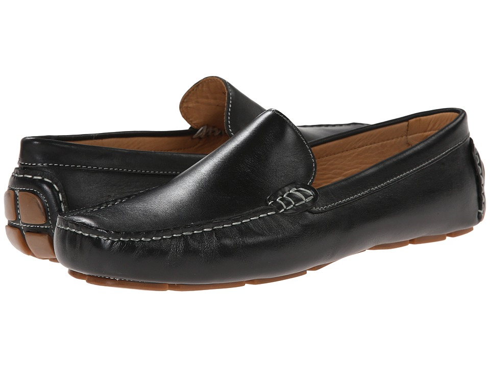 Ron White - Noah (Black Antiqued Calf) Men