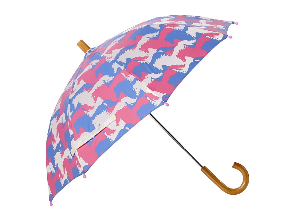 Hatley Kids - Umbrella (Puzzle Piece Horses) Umbrella