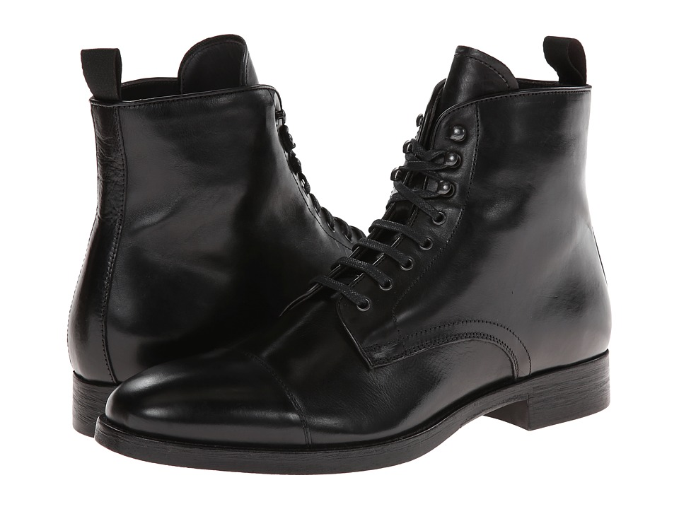 To Boot New York - Stallworth (Black) Men's Shoes