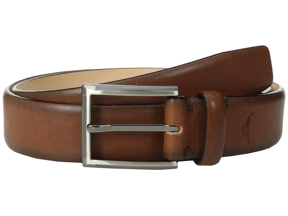 Tommy Bahama - Mondeval (Tan) Men's Belts