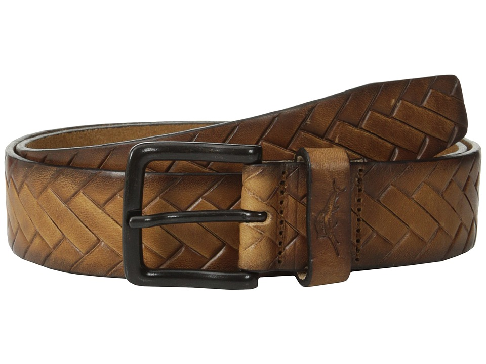 Tommy Bahama - Ravenna (Tan) Men's Belts