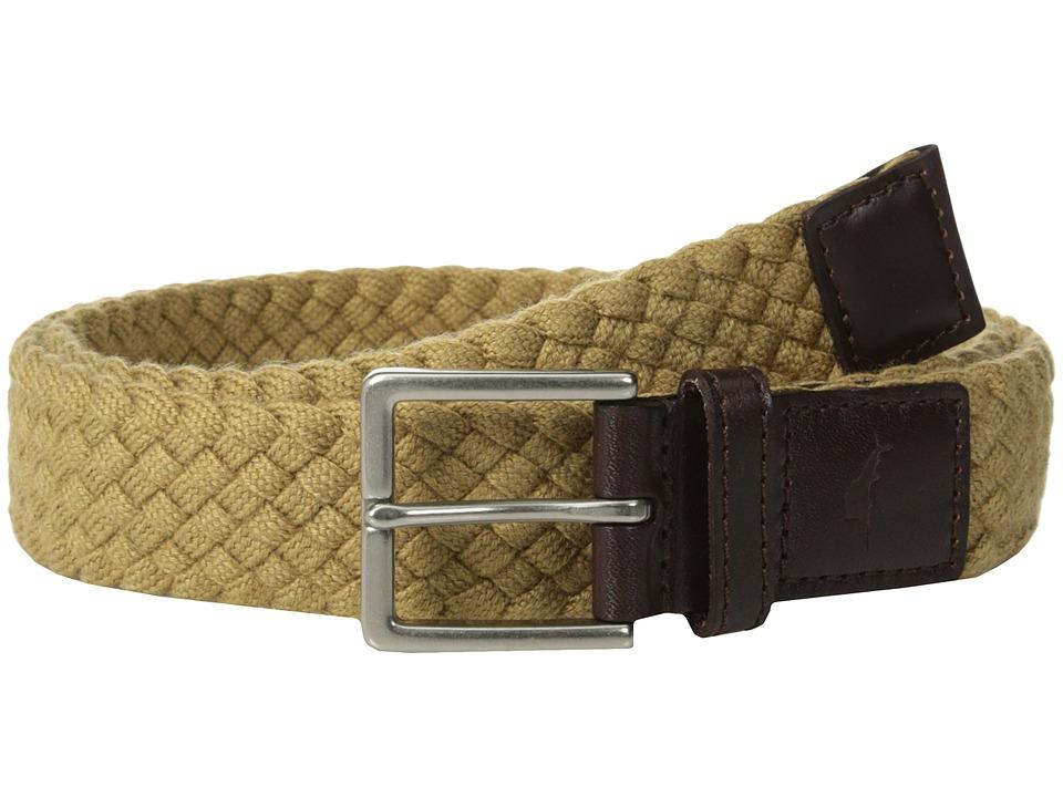 Tommy Bahama - Sea Sojourner (Khaki) Men's Belts
