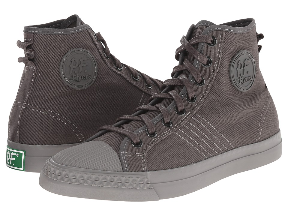 PF Flyers - Rambler (Raven Chino Twill) Men's Lace up casual Shoes