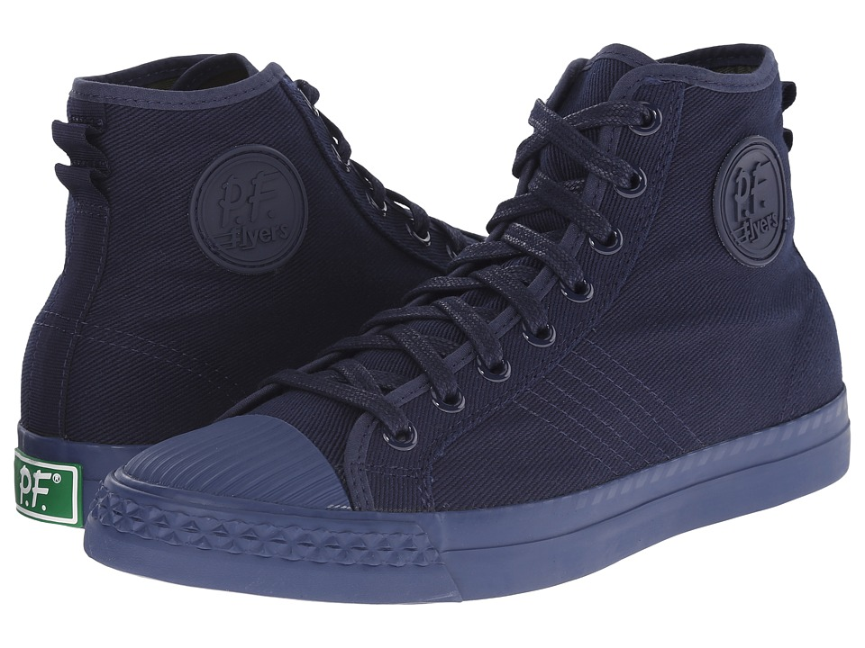 PF Flyers - Rambler (Aviator Chino Twill) Men's Lace up casual Shoes