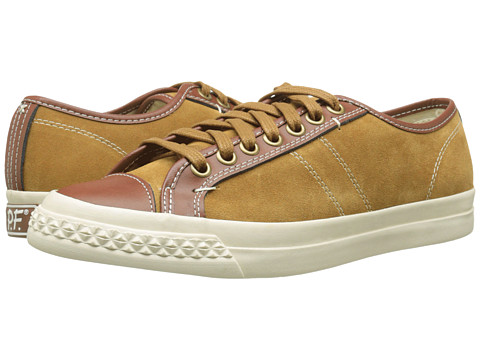 PF Flyers - Rambler Lo (Tarnish Suede/Leather) Men's Lace up casual Shoes
