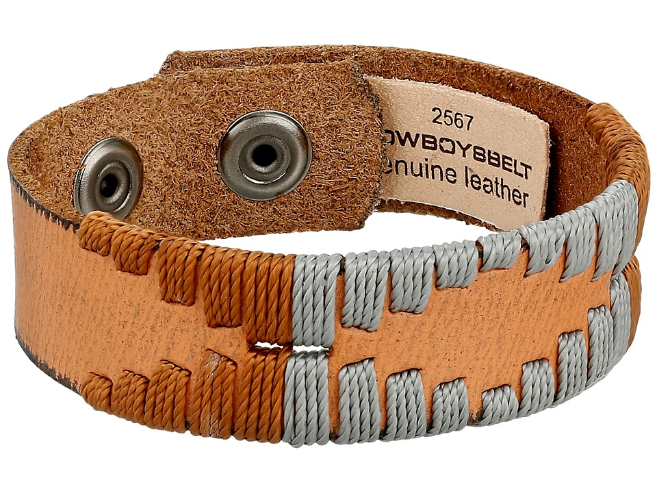 COWBOYSBELT - 2567 Cuff (Camel) Bracelet