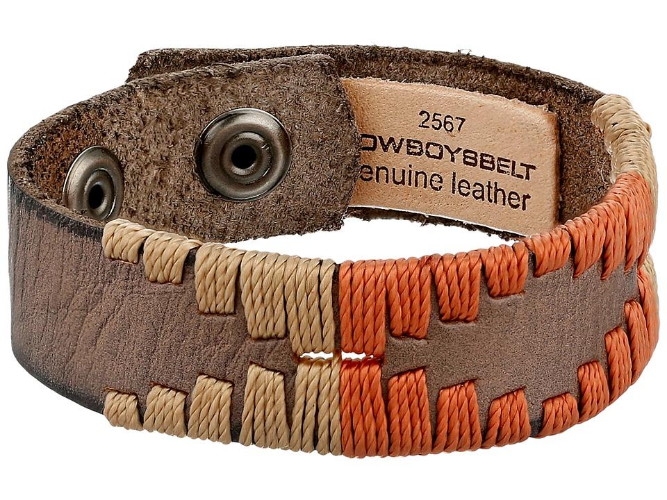 COWBOYSBELT - 2567 Cuff (Mud) Bracelet