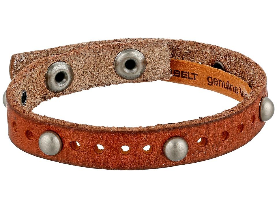 COWBOYSBELT - 2568 Bracelet (Cognac) Bracelet