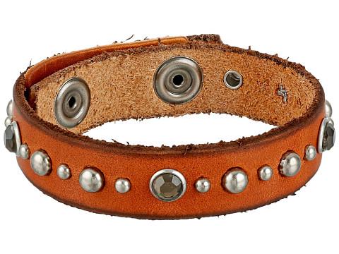 COWBOYSBELT - 2573 Bracelet (Tobacco) Bracelet