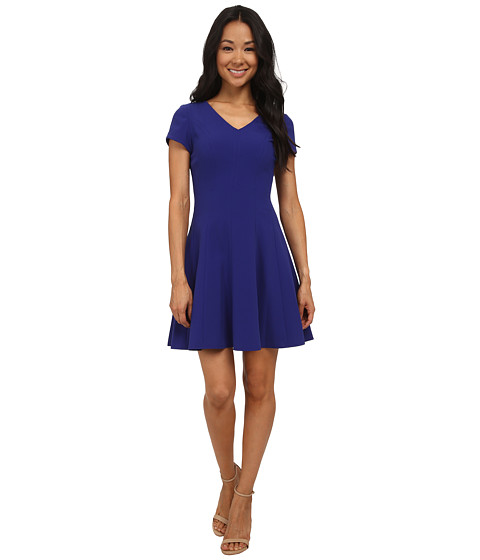 Tahari by ASL Petite - Petite Melisa - A Dress (Royal) Women