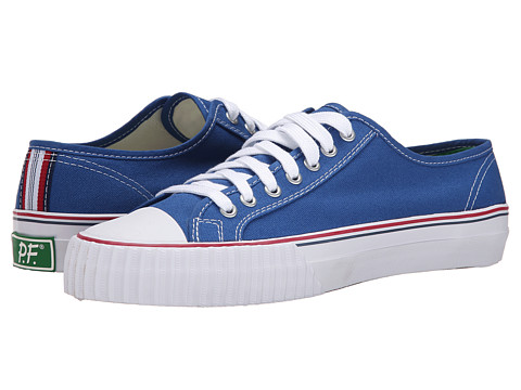 PF Flyers - Center Lo (Blue Canvas) Men