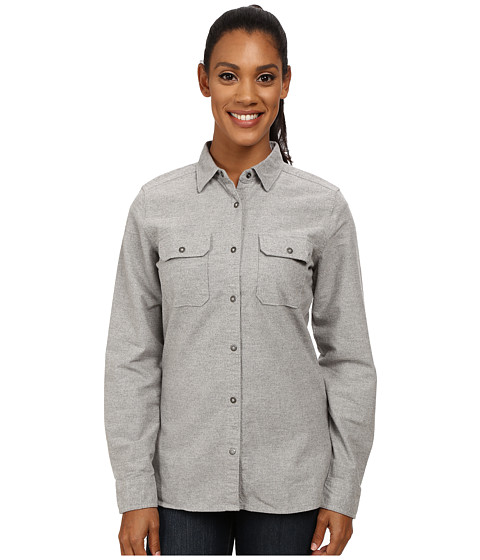 Woolrich - Heather Chamois Shirt (Twilight Heather 1) Women