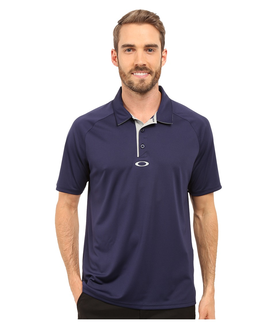 Oakley - Elemental 2.0 Polo (Peacoat) Men's Short Sleeve Pullover