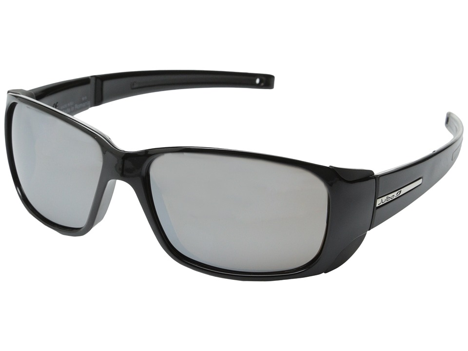 Julbo Eyewear - Monterosa (Black/Black) Sport Sunglasses