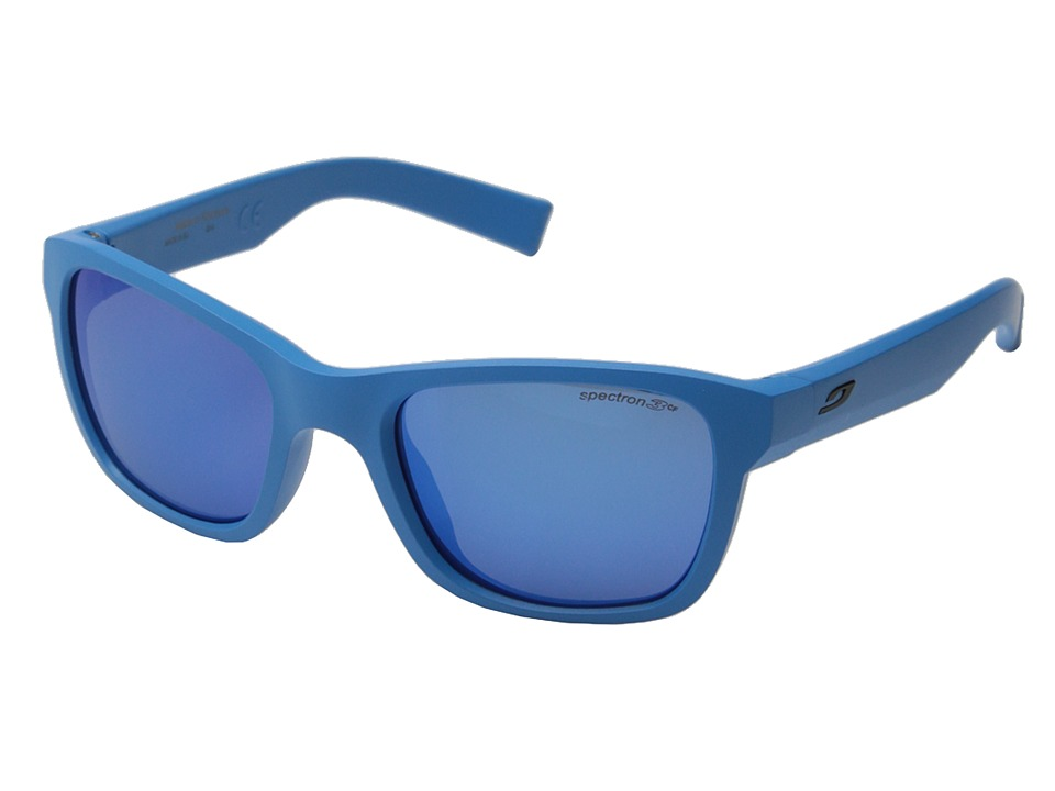 Julbo Eyewear - Reach L Sunglasses (Big Kids) (Matte Blue) Sport Sunglasses