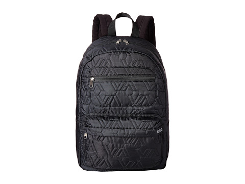 RVCA - Not Worthy Backpack (Black) Backpack Bags