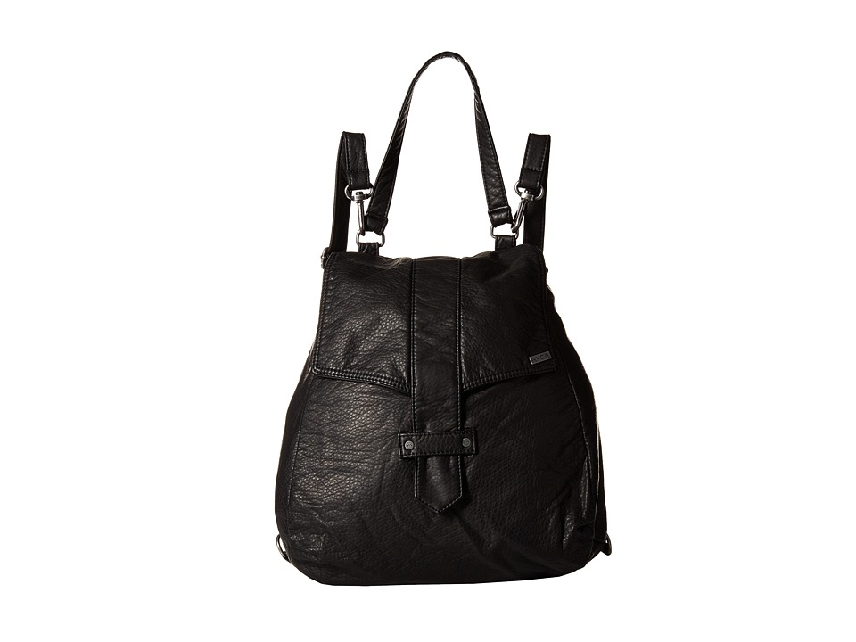 RVCA - I'm Booked Backpack (Black) Backpack Bags