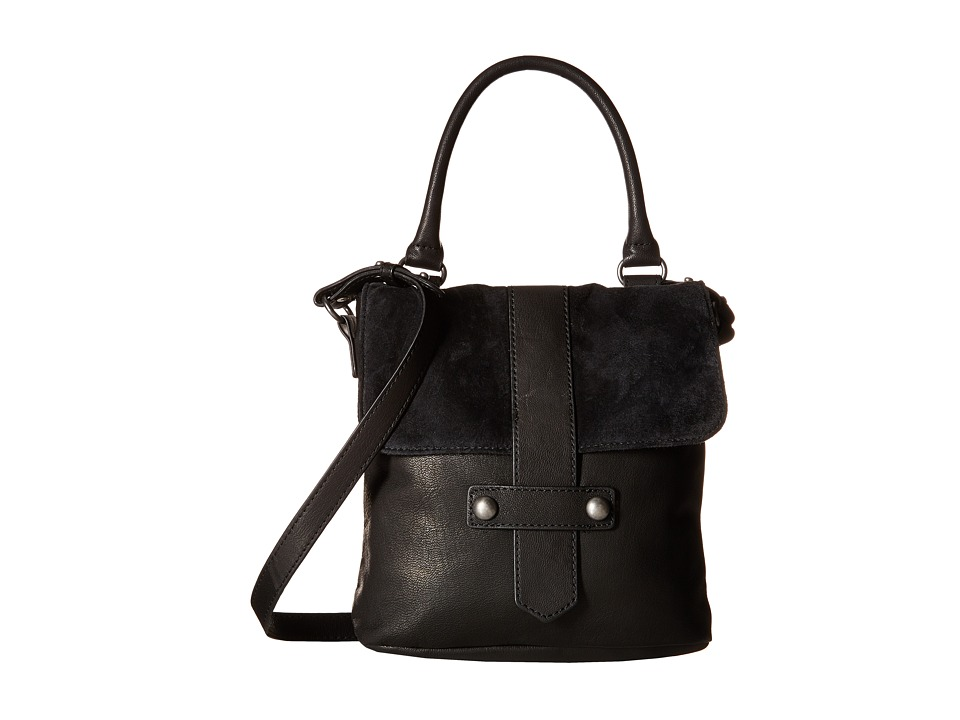 RVCA - Into It Bag (Black) Cross Body Handbags