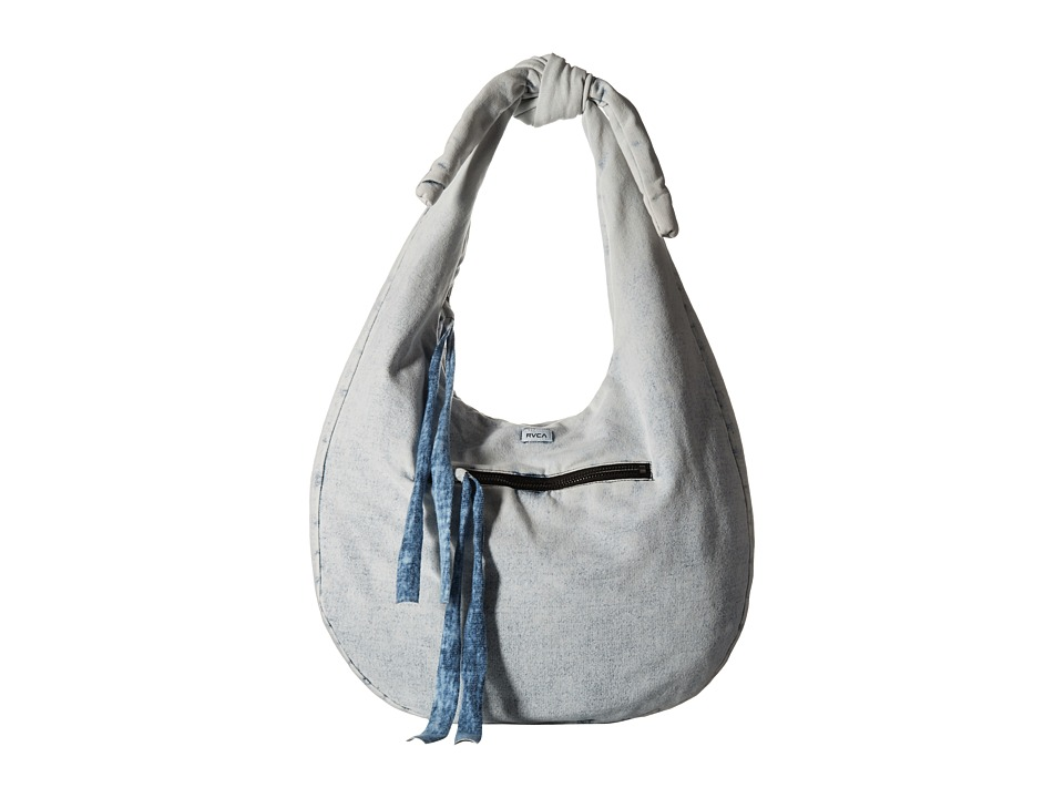 RVCA - Time Travelin Bag (Vintage White) Hobo Handbags