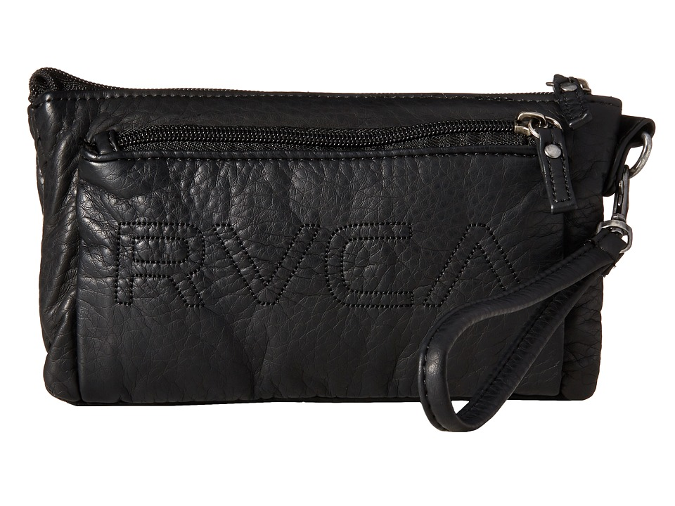 RVCA - Change To Come Wallet (Black) Wallet Handbags