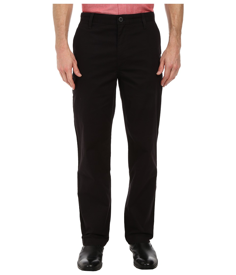 Dockers Men's - Pacific On the Go Khaki Pants (Black) Men's Casual Pants