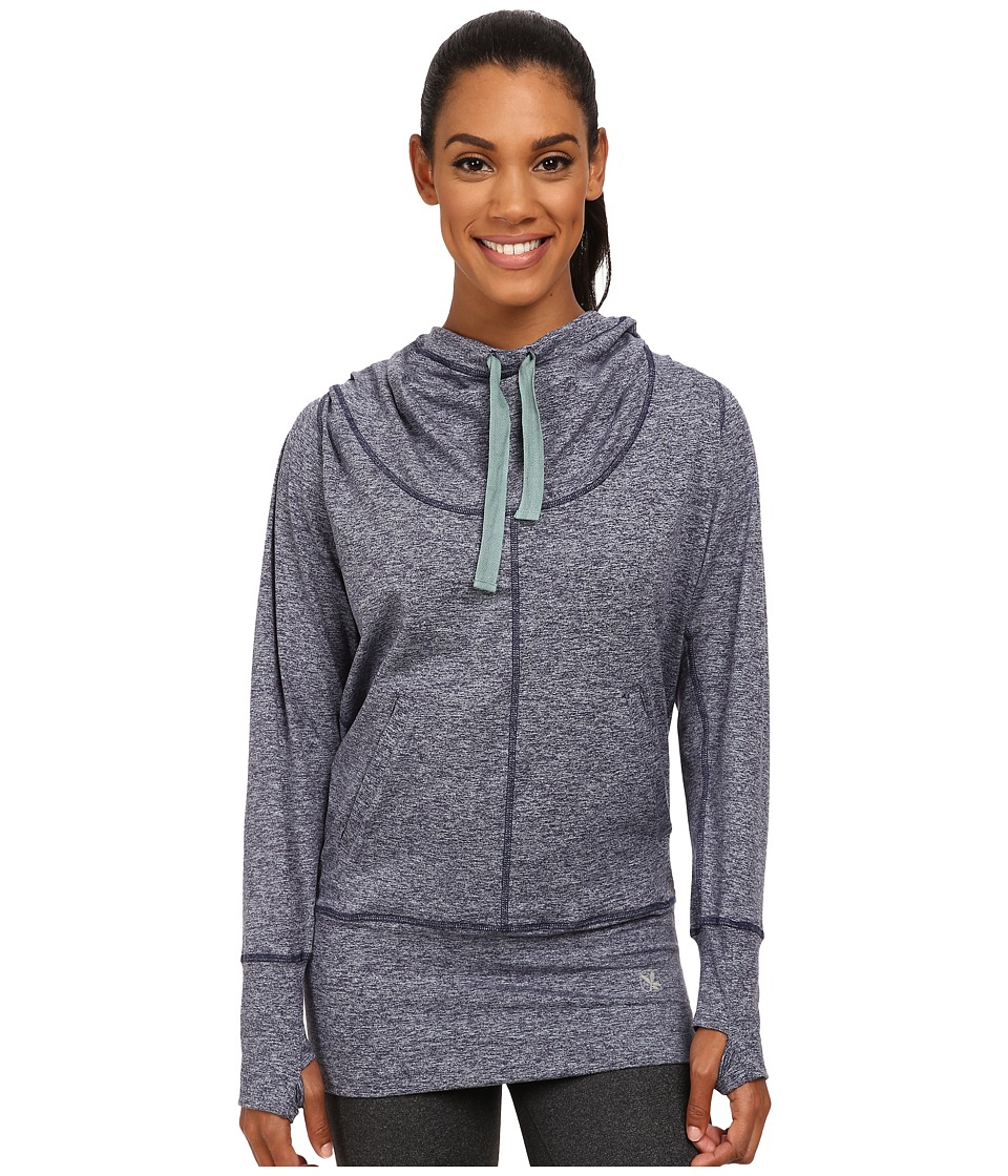 Carve Designs Talora Hoodie (Midnight Heather) Women