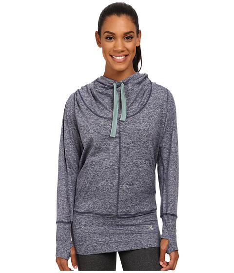 Carve Designs - Talora Hoodie (Midnight Heather) Women's Sweatshirt