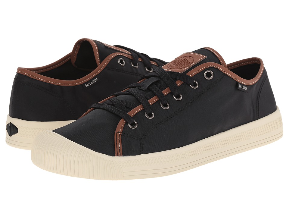 Palladium - Flex Lace TX (Black) Men's Lace up casual Shoes