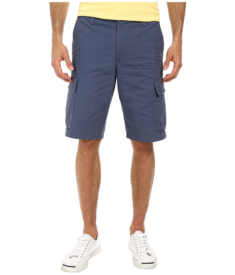 Dockers Men's - Core Cargo Short (Ripstop - Ensign Blue) Men's Shorts