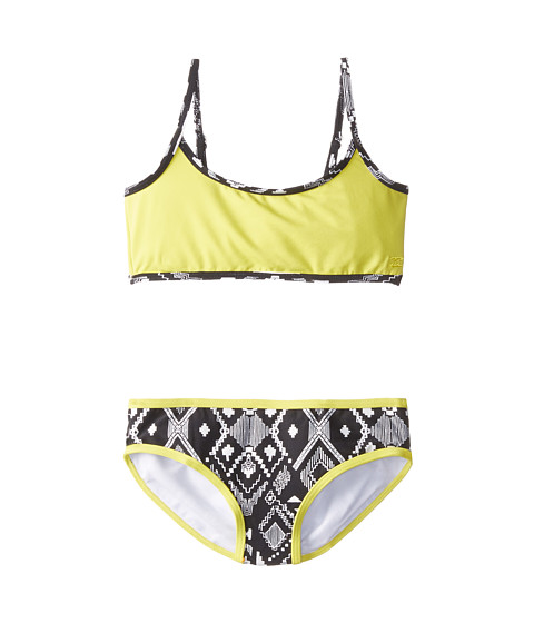 Billabong Kids - Wild Waves Surf Set (Little Kids/Big Kids) (Black) Girl