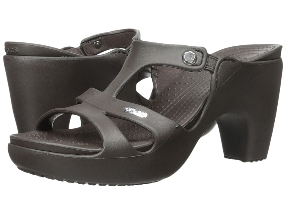 Crocs Women/'s Cyprus V Heel Choose SZ//Color