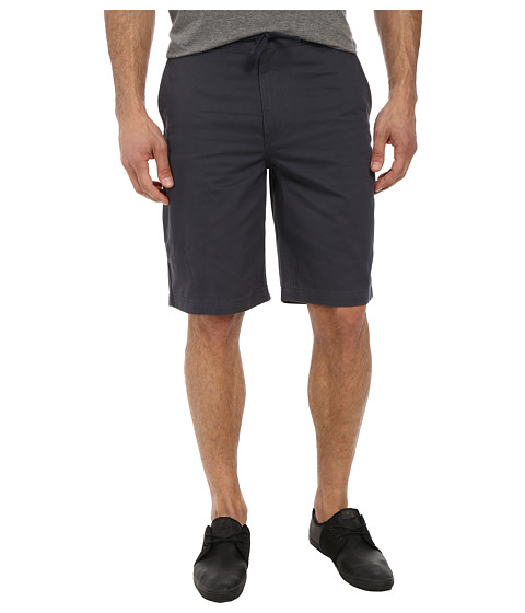 Dockers Men's - Pacific On the Go Classic Flat Front Shorts (Twill - Maritime) Men's Shorts