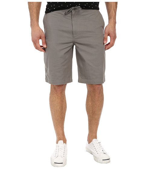 Dockers Men's - Pacific On the Go Classic Flat Front Shorts (Twill - Sea Cliff) Men's Shorts