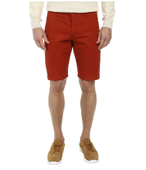 Dockers Men's - Alpha Short I (Ketchup) Men's Shorts