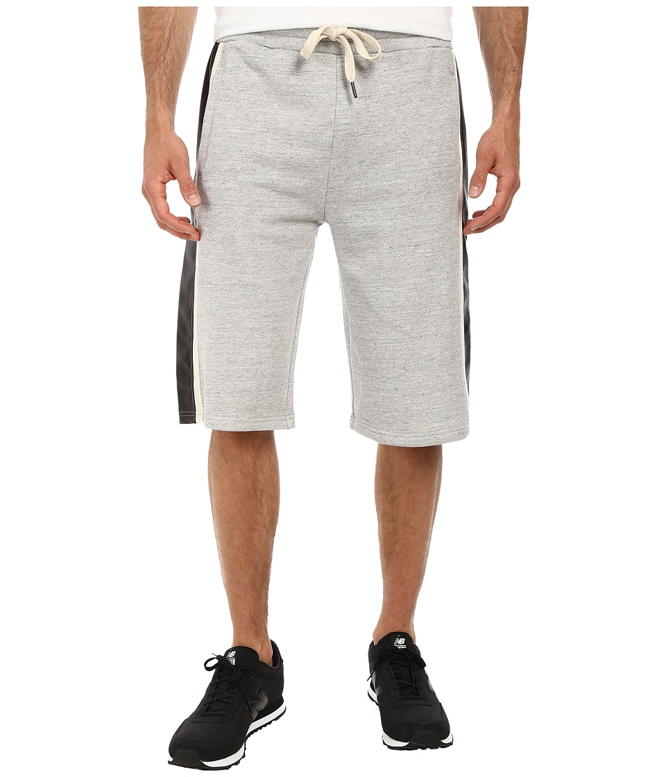 Eleven Paris - Gorma Shorts (Grey Chine) Men's Shorts