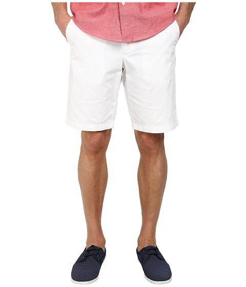DKNY Jeans - Mini Ripstop Trouser Shorts (White) Men's Shorts