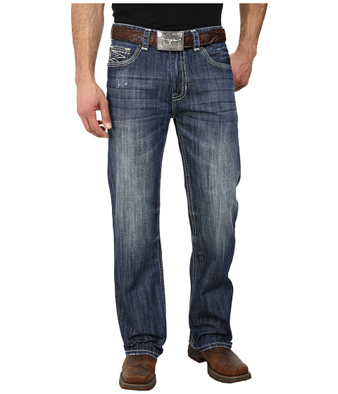 Rock and Roll Cowboy - Double Barrel Relax M0S2179 (Medium Vintage) Men's Jeans