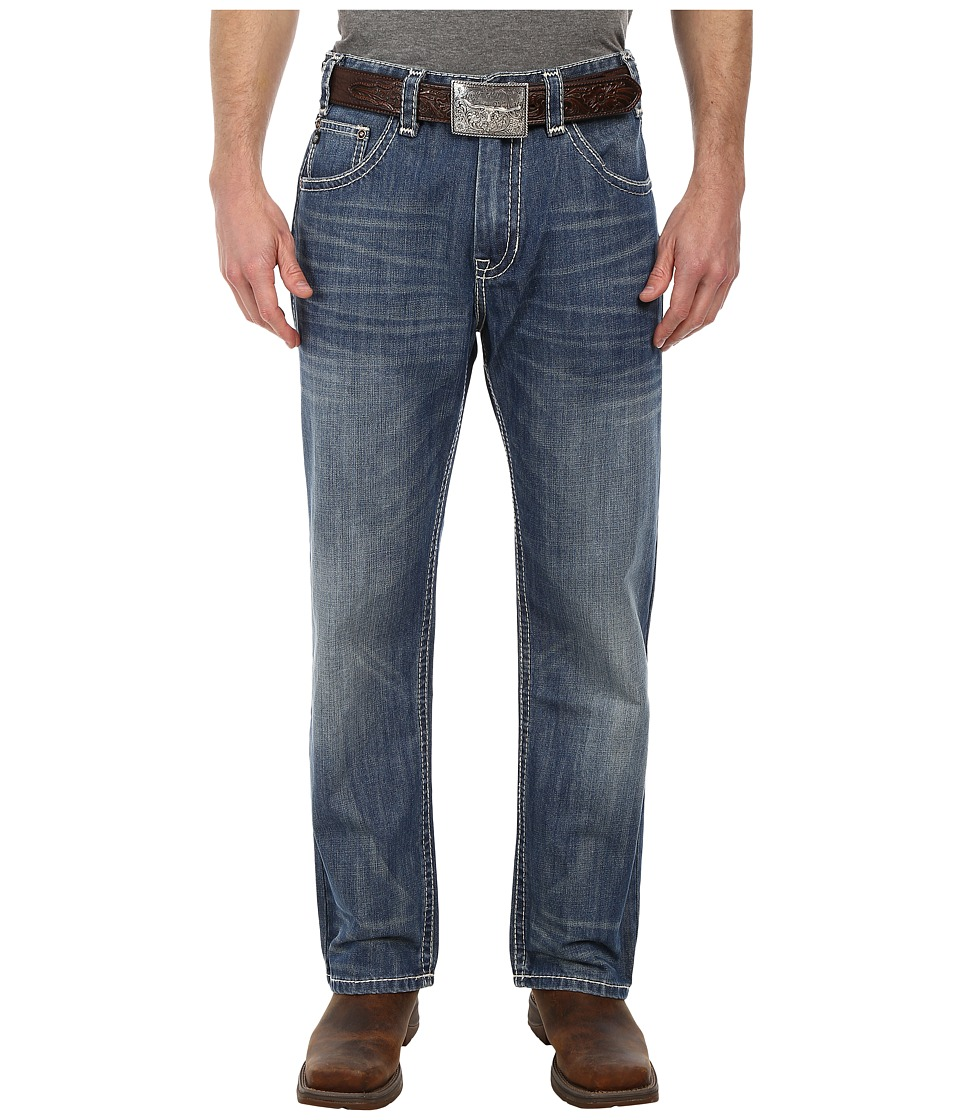 Rock and Roll Cowboy - Straight Leg Jean M0T2193 (Dark Vintage) Men's Jeans