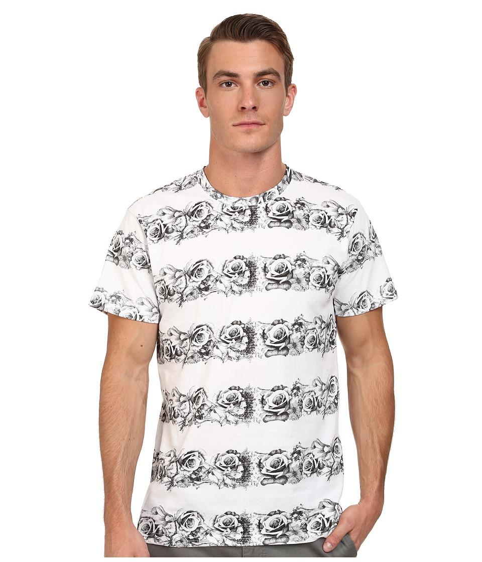 Eleven Paris - Floblak Tee (White) Men's T Shirt