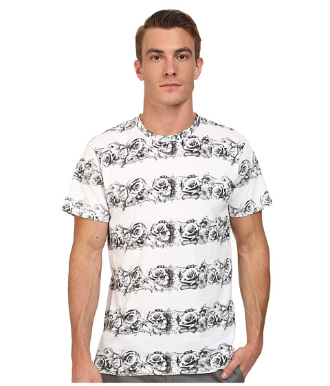 Eleven Paris - Floblak Tee (White) Men