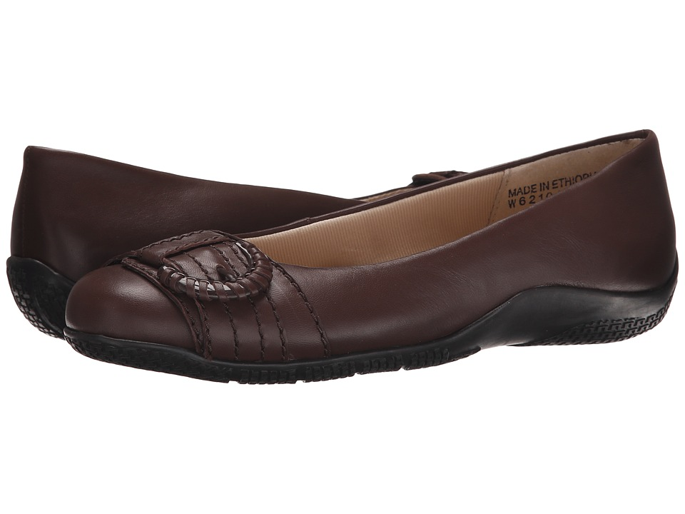 Walking Cradles - Danielle (Tobacco Nappa) Women's Shoes
