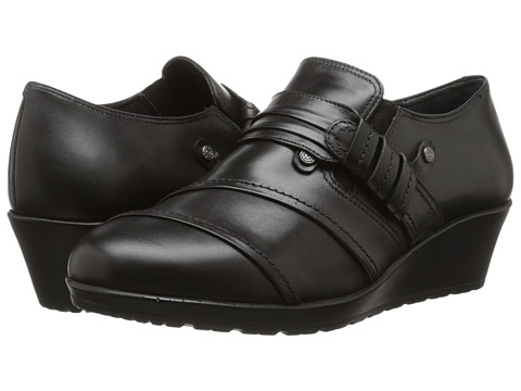 Walking Cradles - Kit (Black Soft Antando) Women's Shoes