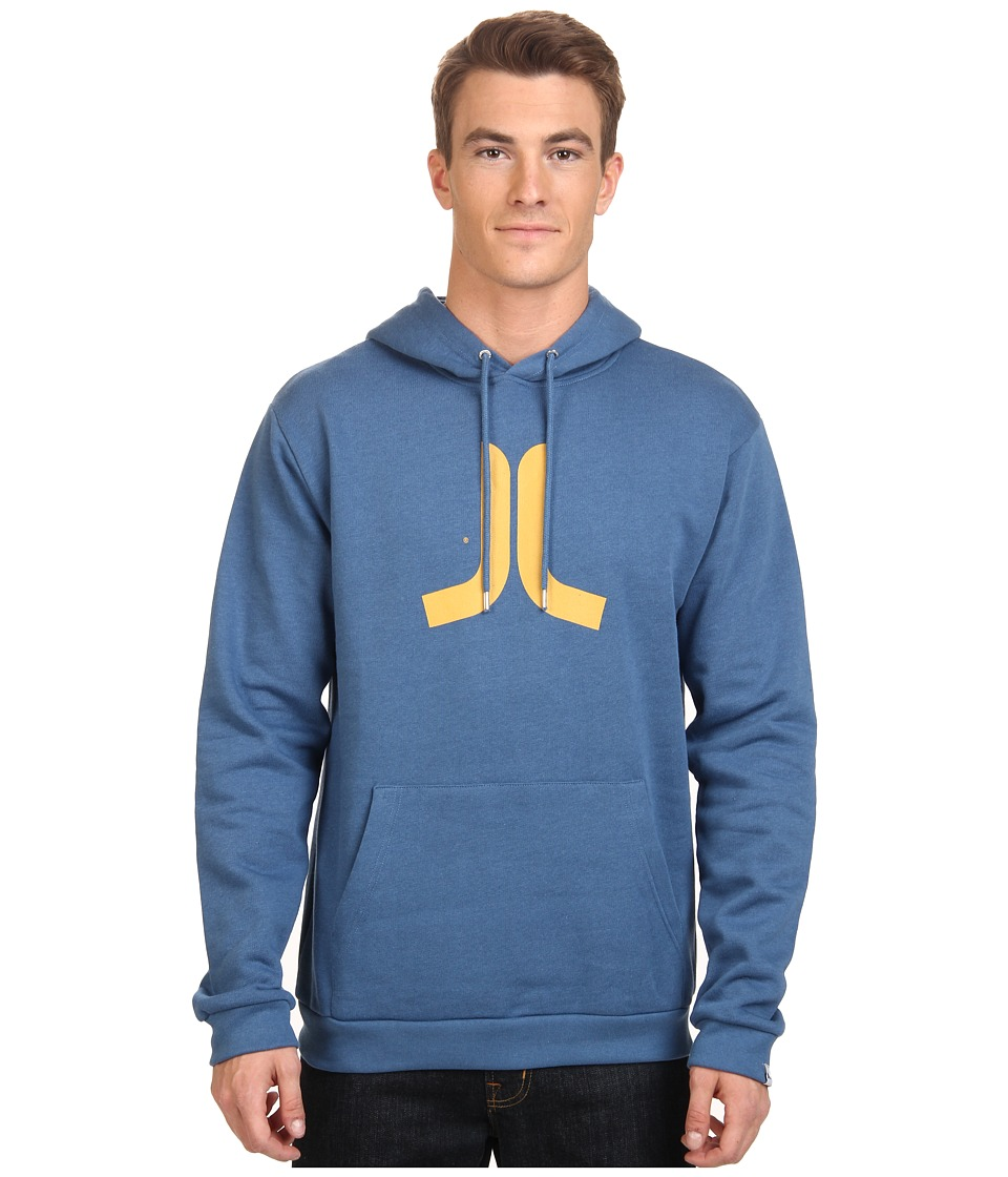 WeSC - Icon Hooded Sweatshirt (Deep Sea) Men