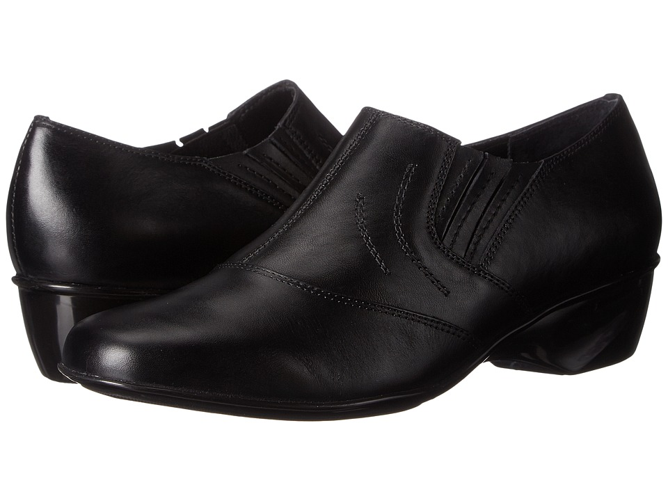 Walking Cradles - Trask (Black Cashmere) Women's Shoes