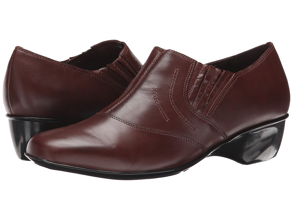 Walking Cradles - Trask (Tobacco Cashmere) Women's Shoes