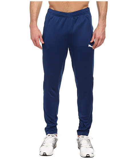 PUMA - Training Pant (Estate Blue/White) Men