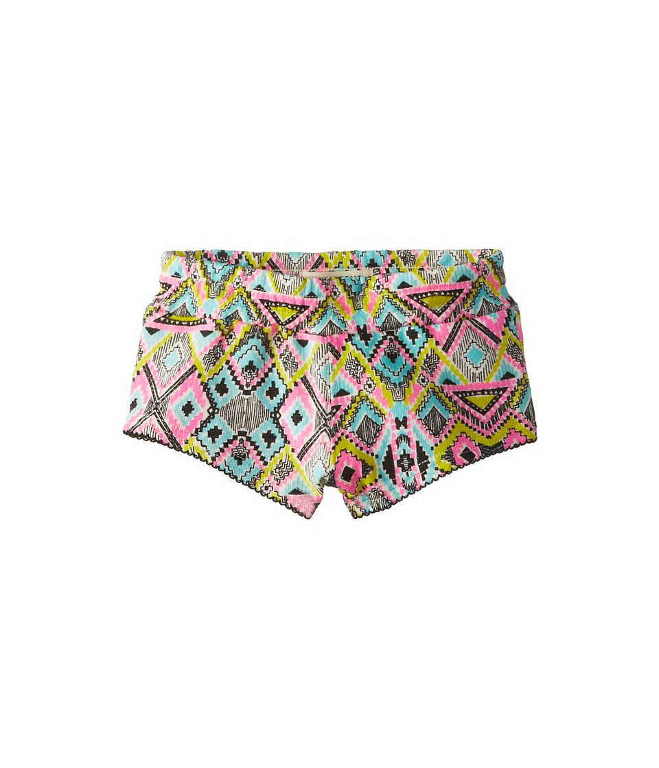 Billabong Kids - Sunny Ways Shorts (Little Kids/Big Kids) (Multi) Girl