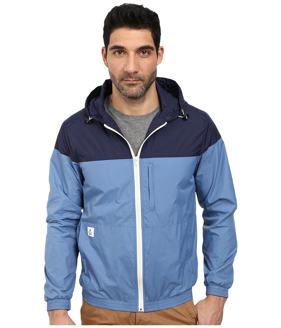 WeSC - Marouk Jacket (Coronet Blue) Men's Coat