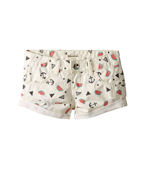 Billabong Kids - Radical Sun Shorts (Little Kids/Big Kids) (Cool Wip) Girl's Shorts